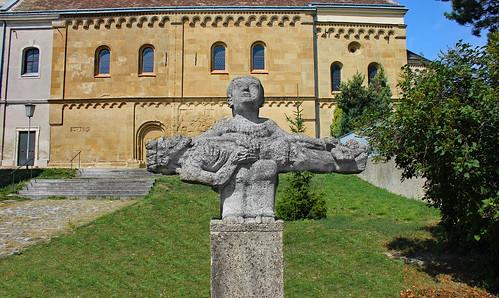 Schöngrabern. Kriegerdenkmal, 1964