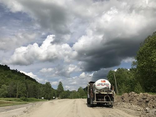 US 421 Reconstruction— Cranks, KY