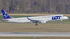 Embraer Aircraft (ERJ-135, 145, 170, 175, 190, 195)