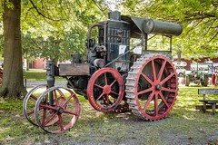 Vintage Tractor Show: 2019 Spring Steam-Up