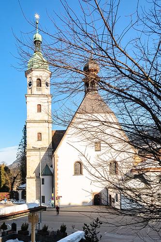 Tagestrip nach Berchtesgaden: Franziskanerkirche