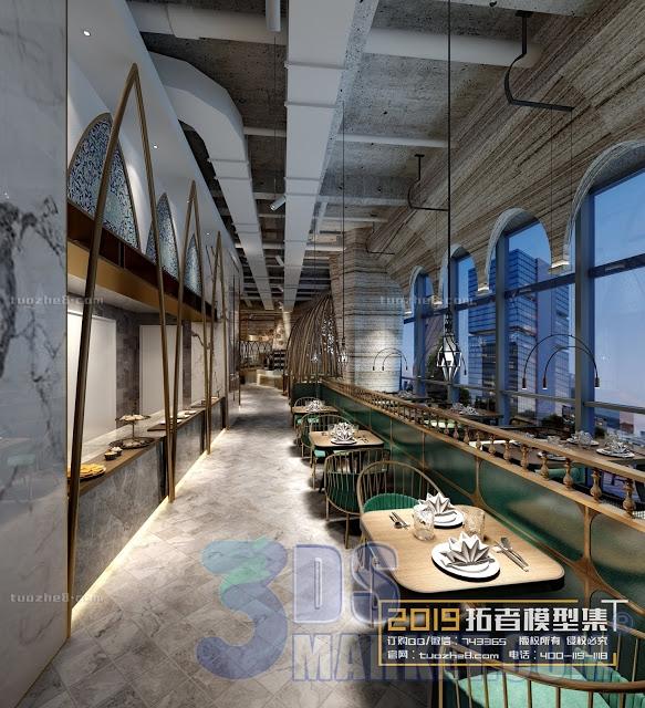3D66 2019 - Restaurant space 8