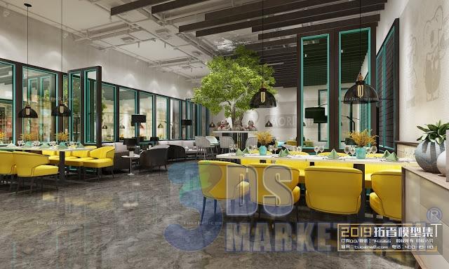 3D66 2019 - Restaurant space 11