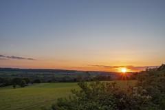 Sunset Camerig - Vijlen - Zuid-Limburg - NL