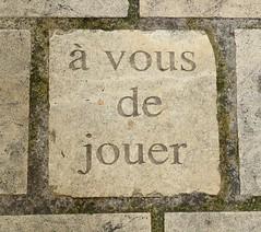 Chemin littéraire - Photo of Chancelade