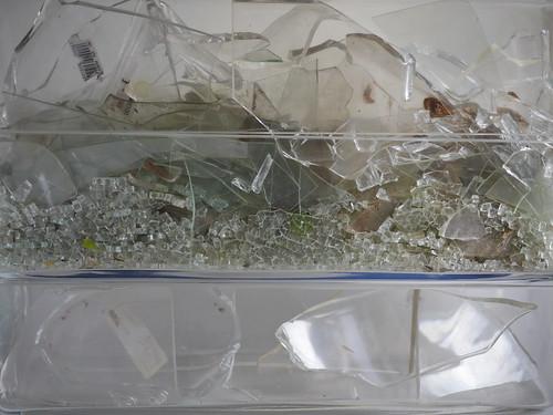 Close Up: Collection: Shards of Glass Sammlung: Glasscherben