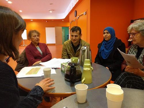 réunion publique de Quartiers connectés