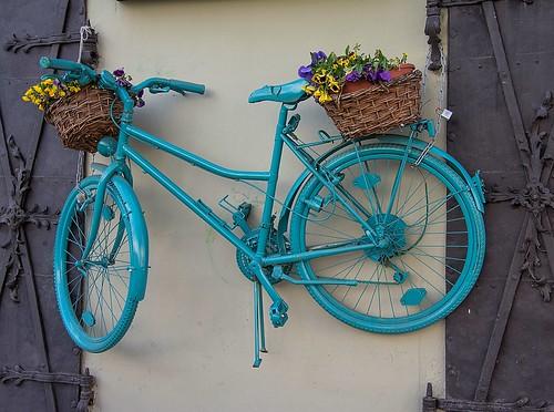 Bicicletta, utilizzo alternativo
