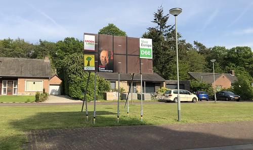 Maria Hoop - Kerkweg opposite of cemetary