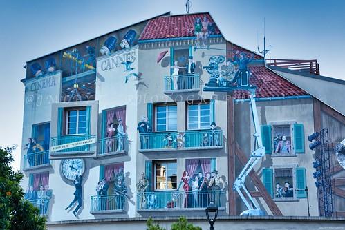 CANNES capitale du 7ème Art -  Côte d'Azur France -3D0A5860