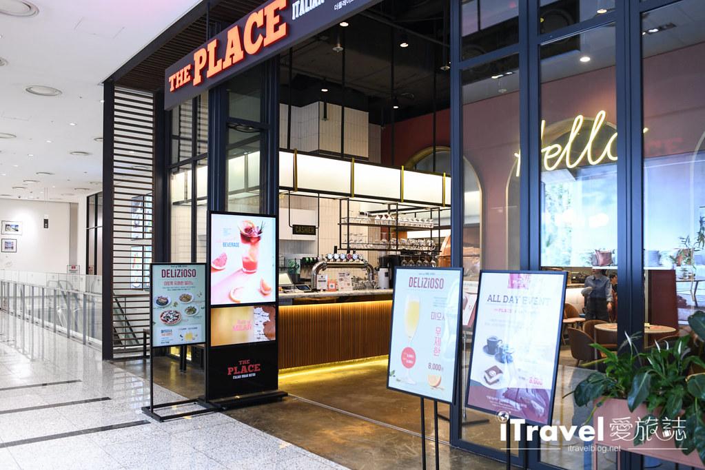 首尔义式餐厅 The Place (2)