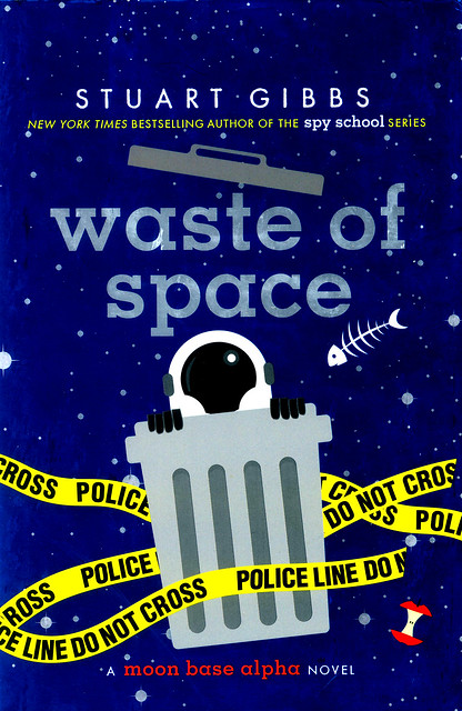 Photo:Waste of Space By Vernon Barford School Library