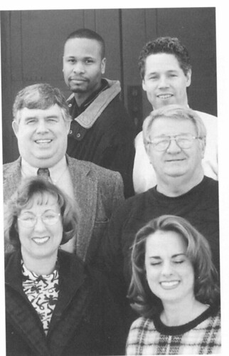 Dick and Student Dev Team 1999