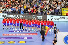 Team Spain Handball World Championship 2019 IHF