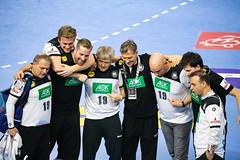 Betreuer, Manager und Trainer DHB WM 2019