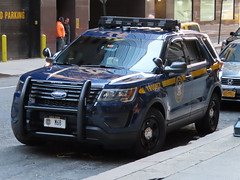 NY State Police Ford Police Interceptor Utility