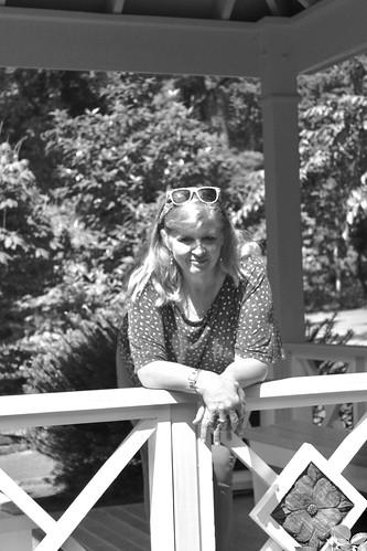 Saturday morning at the gardens