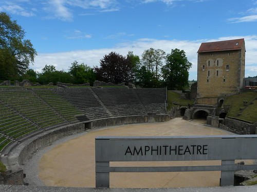 Avenches, Amphitheater