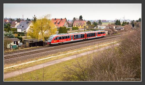 VT642 im Vorfrühling