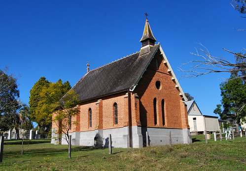 St Johns Anglican Church, Vacy, NSW.
