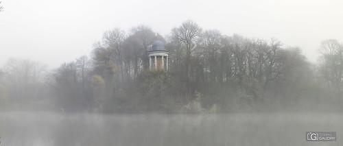 Wégimont dans le brouillard (11/2019)