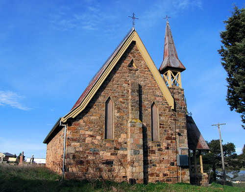 Ex St John's Anglican Church, Georges Plains, NSW.