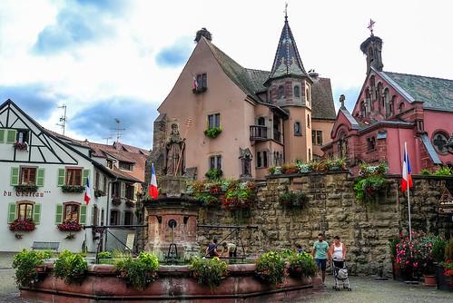 France - Eguisheim