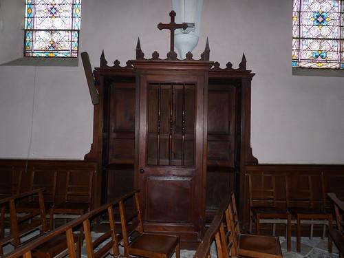Tilh, Landes: Église Saint-Pierre-ès-Liens  des XIe et XIIe siècles.