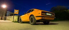 Datsun 240Z - Photo of Sainte-Terre