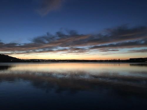 Sunrise, Lake Burley Griffin