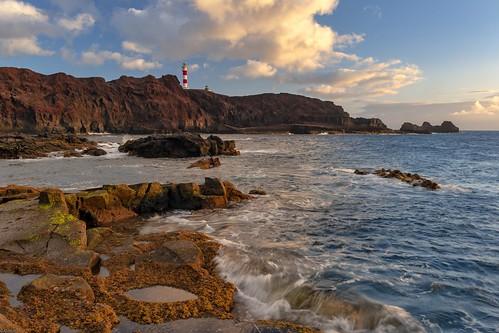 *Punta de Teno @ golden hour*
