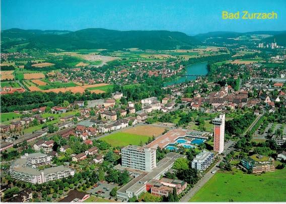 Bad Zurzach 20248 aerial view