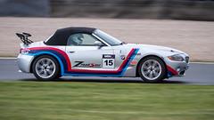 Z Car Racing at Donington Park (Apr 2019)
