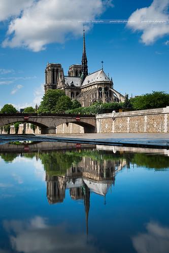 Hommage à Notre-Dame de Paris ... 🇫🇷
