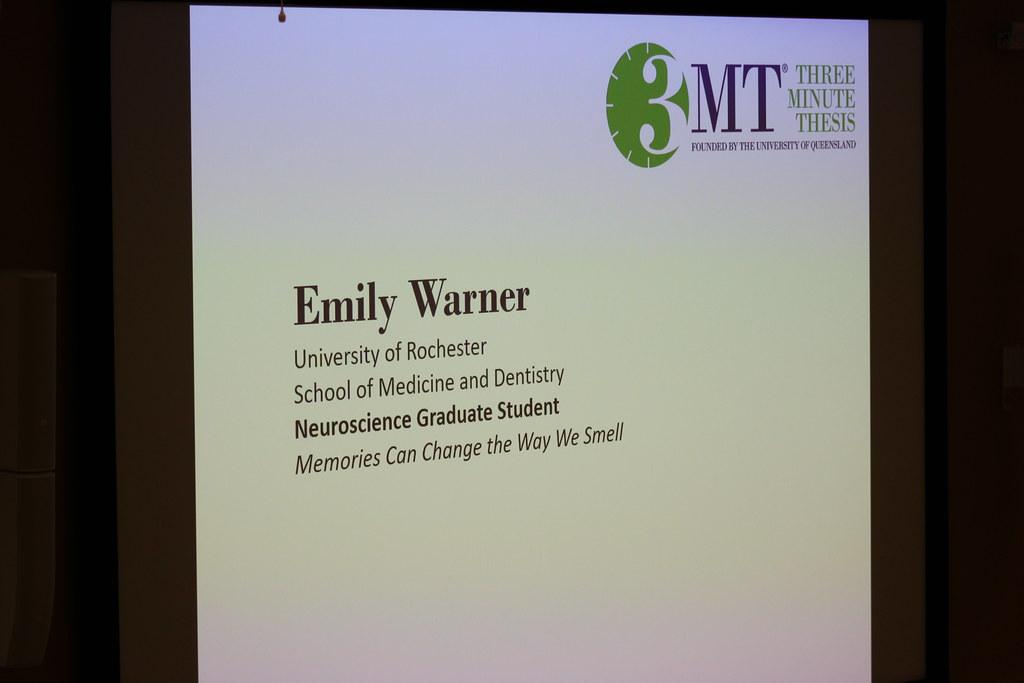 Emily Warner intro
