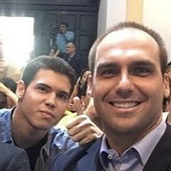 Luiz o Visitante & Eduardo Bolsonaro