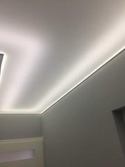 Transparentne i podświetlane sufity22