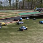 2019-CK race 2, Open Klasse