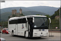 Mercedes-Benz Tourismo - Du Nord au Sud - Photo of Foix