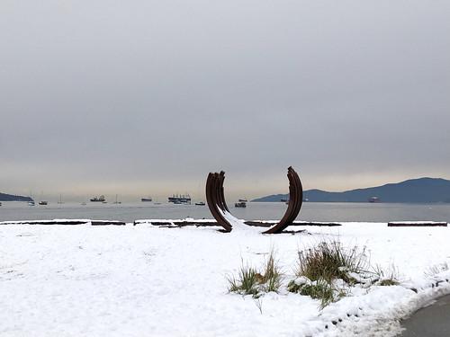 Winter at Sunset Beach