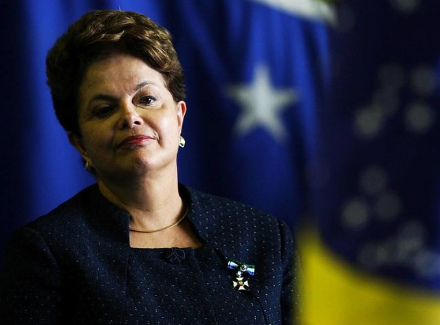 The former Brazilian president was removed from office in proceedings considered a coup by political organizations and analysts - Créditos: Agência Brasil/Archive