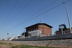 Cieszków train station
