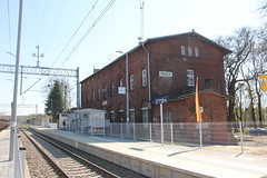 Milicz train station