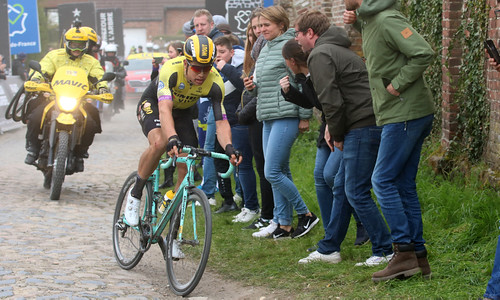 Paris-Roubaix 2019: Wout Van Aert (BEL) Team Jumbo - Visma