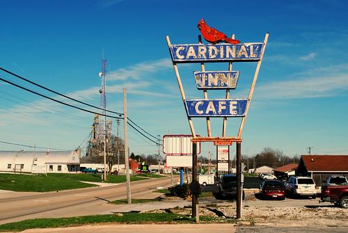 Cardinal Inn Cafe - Pittsfield, Illinois