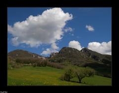 Le Mont Poupet - Salins Les Bains - Jura