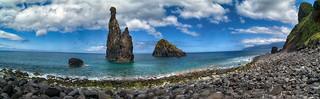 Ilheus da Ribeira da Janela [Madeira]