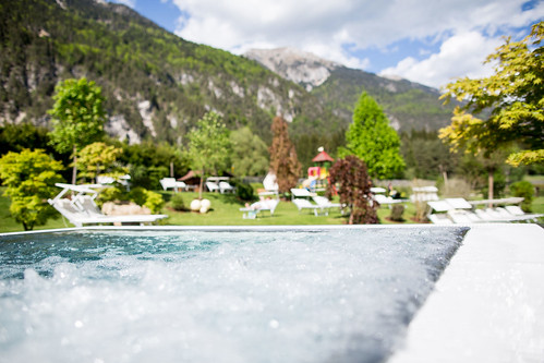 Sportbecken beim Alpen Adria Hotel & Spa