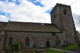 All Hallows Church, Mitton, Lancashire