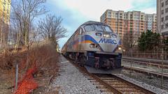 MTA Maryland MARC Commuter Rail MPIMP36PH-3C #32